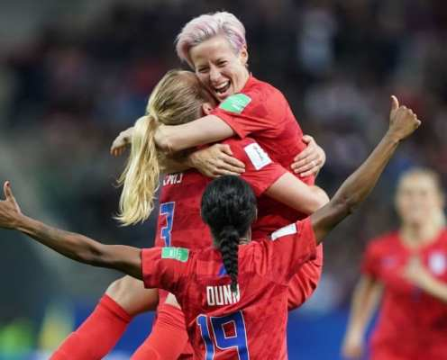 Women's World Cup 2019: Picking a Combined England & USA XI Ahead of Crunch Semi Final