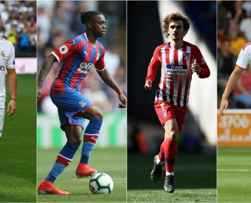 Transfer News: Rumours, Updates, Done Deals & More – Live Blog