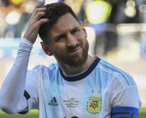 Argentina 2-1 Chile: Lionel Messi Sees Red as La Albiceleste Hang on for Third in Copa America