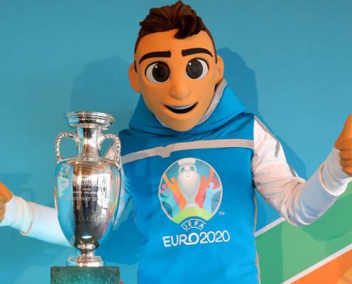 EURO 2020 Shatters Record for Ticket Requests With 19.3m Fans Looking to Book Their Place