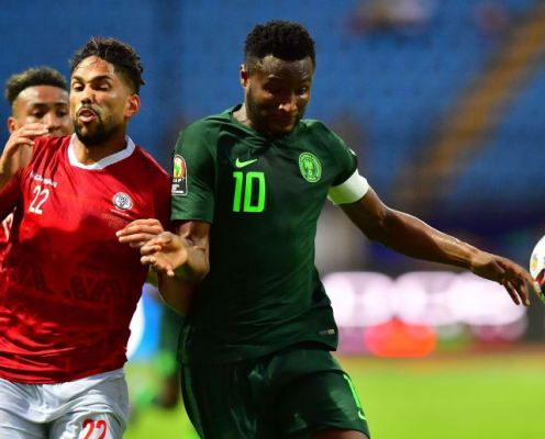 Tunisia vs Nigeria Preview: Where to Watch, Live Stream, Kick Off Time & Team News