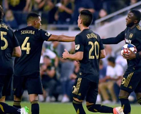 FIFA 20: Every Los Angeles FC Player's Predicted Ultimate Team Rating