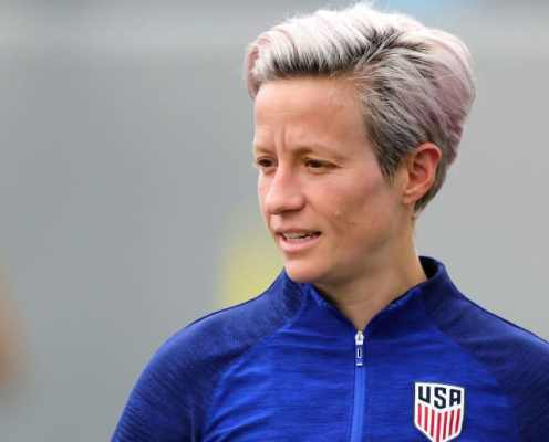 Megan Rapinoe Shockingly Omitted From USA Lineup for World Cup Semi-Final Clash