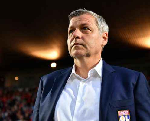 Ex-Lyon Boss Bruno Genesio 'in Newcastle' for Talks as Steve Bruce Speculation Drags On