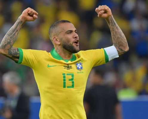 Manchester City Eye Move to Bring Veteran Free Agent Dani Alves to the Etihad This Summer