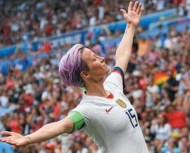 Panini Release Glorious Limited Time Instant Set to Celebrate USWNT Win in Women's World Cup