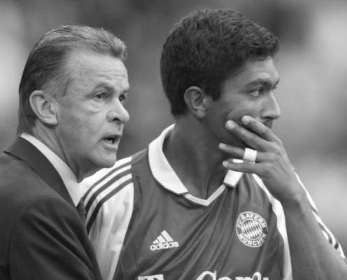 Ottmar Hitzfeld: Der General Who Dominated Germany's All-Time Best XI