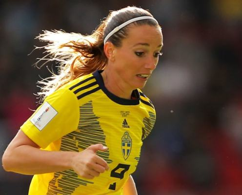 Real Madrid Land First Female Signing in Shape of Sweden Star Kosovare Asllani