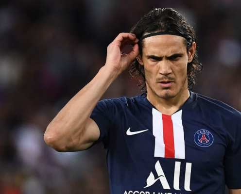 PSG Provide Official Injury Update on Kylian Mbappe & Edinson Cavani