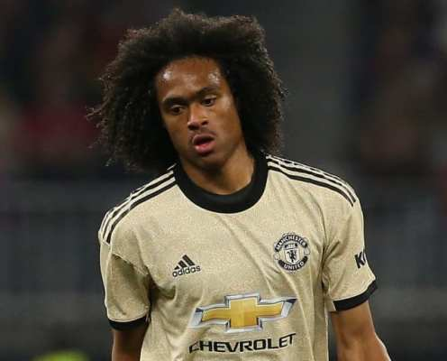Tahith Chong Snubs Eredivisie Loan Offers to Fight for Place at Man Utd