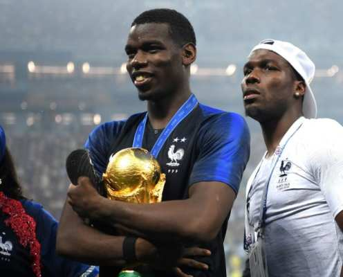 Paul Pogba's Brother Publicly Talks Up Real Madrid Transfer for Second Time This Month