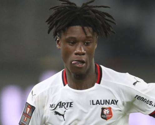 Eduardo Camavinga Scouted by Trio of Premier League Giants During Stunning Win Over PSG