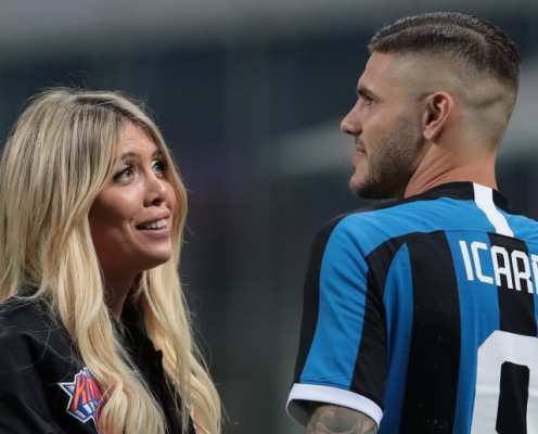Inter Fear 'Mobbing' Lawsuit From Mauro Icardi as Wanda Nara Finally Concedes He Must Leave