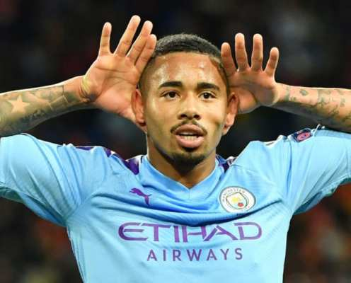 Twitter Reacts as Manchester City Earn Comfortable Win at Shakhtar Donetsk