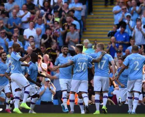 Manchester City 8-0 Watford: Report, Ratings & Reaction as Premier League Champions Run Riot