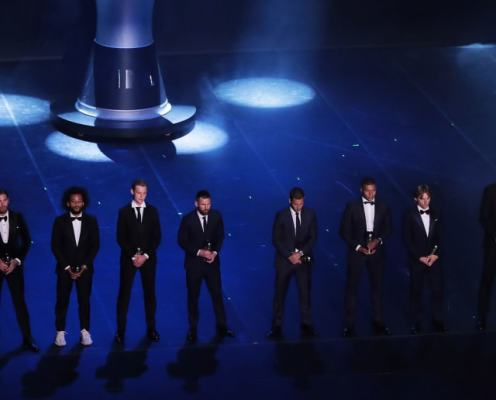 How to Fix FIFPro's Frankly Ridiculous World XI in Four Simple Changes