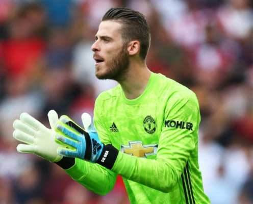 David de Gea 'Signs New Man Utd Contract' With Official Announcement 'Close'