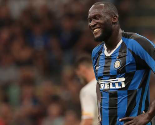 Romelu Lukaku: Inter Ultras Defend Cagliari Racists in Utterly Baffling Statement to New Inter Star