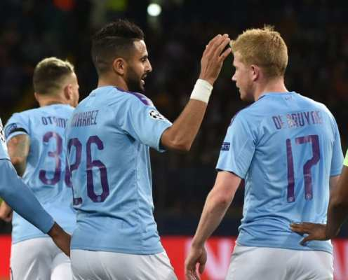 Shakhtar 0-3 Manchester City: Report, Ratings & Reaction as City Get Back to Winning Ways in Ukraine