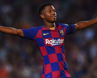Ansu Fati Could Be Set to Miss Next 7 Barcelona Games Due to Under-17 World Cup