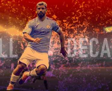 Sergio Aguero: The Man Who Painted Manchester Blue With One Kick of a Football