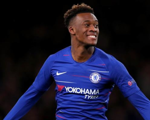 Chelsea Finally Announce New Five-Year Contract for Callum Hudson-Odoi