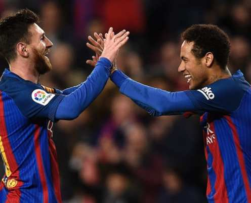 Lionel Messi Admits He Would Have 'Loved' for Neymar to Rejoin Barcelona in the Summer
