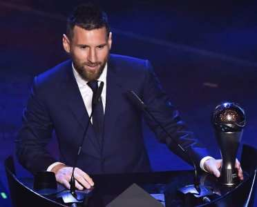 The Best FIFA Awards: Who the Stars Voted for Who, Points Total & Final Standings for Men's Prize