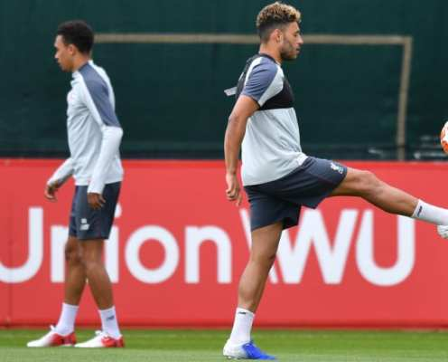 Liverpool Duo Expected to Miss Out on England's Starting Lineup for Bulgaria Clash