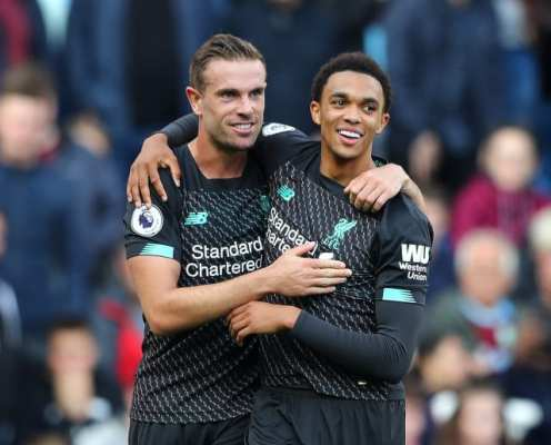 Jordan Henderson a Doubt for England After Ankle Knock in Liverpool's Win Over Burnley