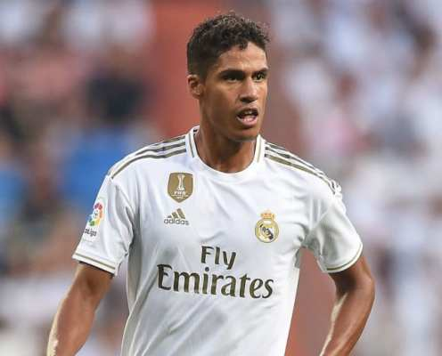 Raphael Varane Reveals Real Madrid Squad Lost Track of Constant Neymar Speculation