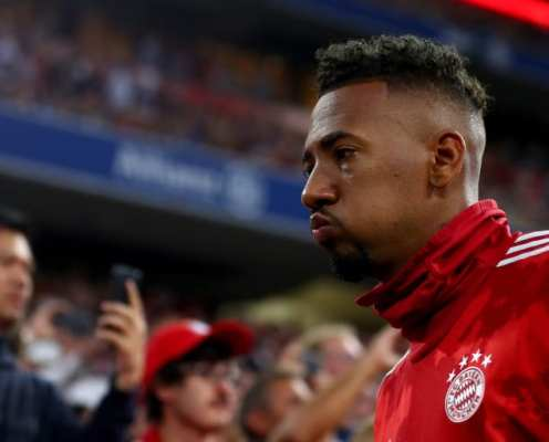 Jerome Boateng Under Investigation for Aggravated Assault Against Former Fiancee