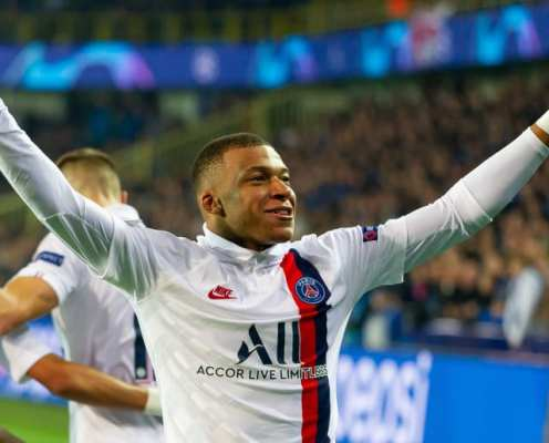Liverpool Fans Flock to Social Media for '#Mbappé2020' Movement After Closing in On Nike Kit Deal