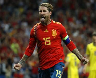 Spain's 10 Most Capped Footballers of All Time as Sergio Ramos Breaks Record