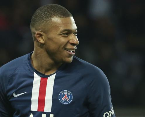Liverpool Fans Go Mad After Kylian Mbappe Likes Instagram Post