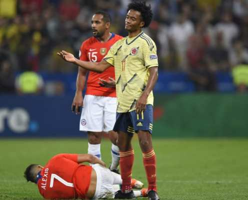 Alexis Sanchez Set for Spell on Sidelines as On-Loan Inter Star Sustains Ankle Injury With Chile