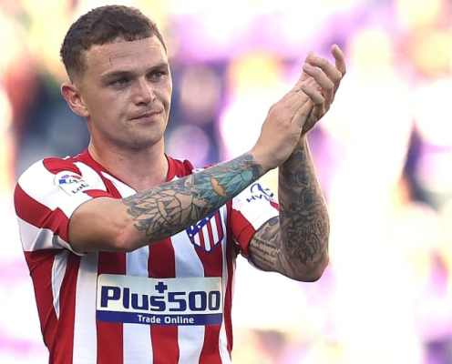 Kieran Trippier Labels Decision to Leave Tottenham for Atletico Madrid as 'Easy'
