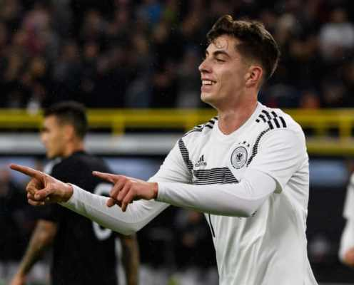 Barcelona Scouts Reach Verdict on £90m-Rated Germany Starlet Kai Havertz