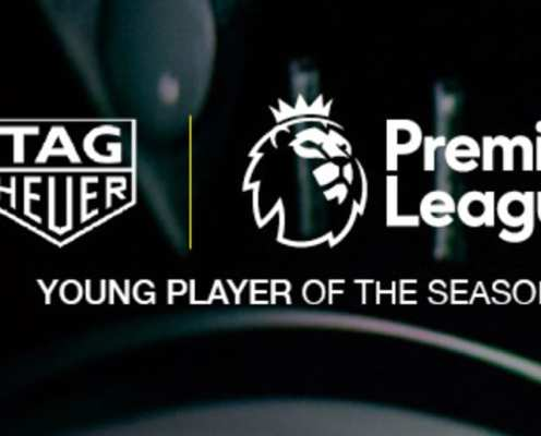 TAG Heuer Announce New Young Player of the Season Award for Premier League
