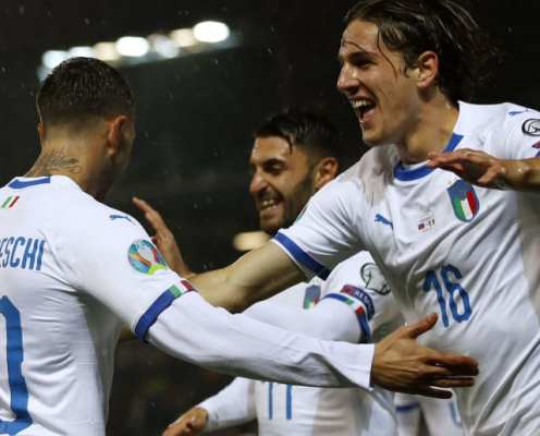 Liechtenstein 0-5 Italy: Report, Ratings & Reaction as Azzurri Maintain 100% Qualifying Record