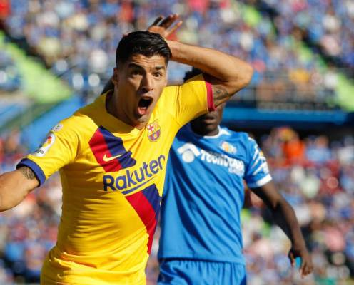 6 'Number Nines' Barcelona Should Look at as Potential Replacements for Luis Suarez