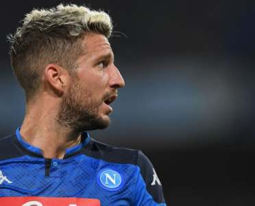 Dries Mertens 'Practically Agrees' Sensational €6m-a-Year Deal With Inter
