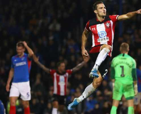 Cedric Soares Reveals Intent to Leave Southampton for a Fresh Challenge in the Summer