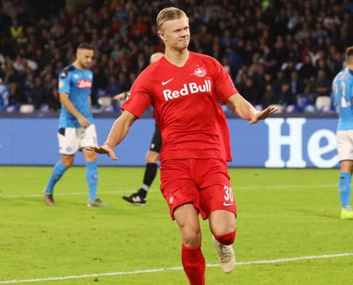 Man Utd & City Target Erling Håland Joins Elite Names With Record-Setting Champions League Form