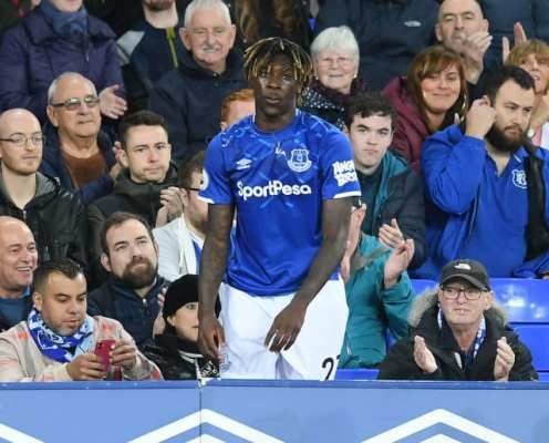 Moise Kean's Father Calls Everton Move a 'Mistake' Amid Rome Loan Links