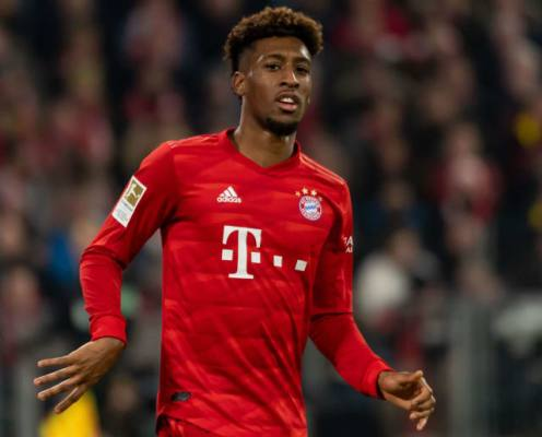 Man City Consider Kingsley Coman as Alternative Option to Replace Leroy Sané