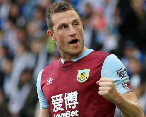 Chris Wood Signs New Four-Year Burnley Deal to Extend Turf Moor Future to 2023