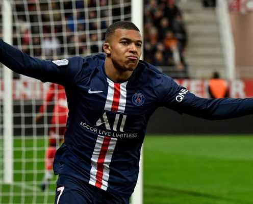 PSG to Offer Kylian Mbappé Huge Pay Rise in Attempt to Fend Off Real Madrid Interest