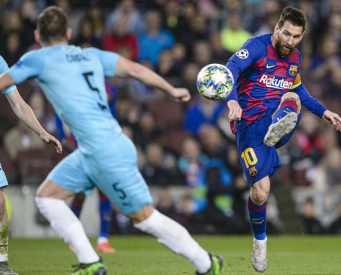 The 4 Clubs Surpassed as Barcelona Extend Unbeaten Home Record in the Champions League