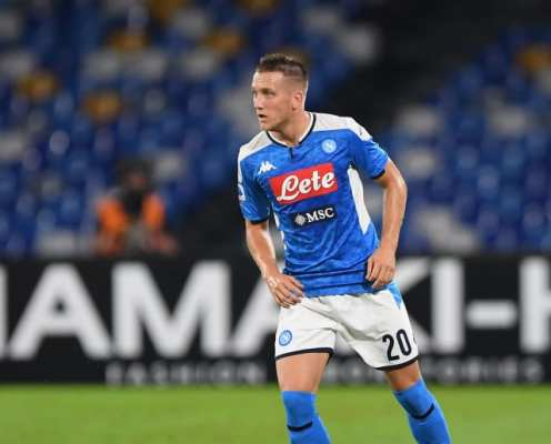 Liverpool Could Strike as Napoli's Piotr Zielinski Reaches Impasse in Contract Negotiations